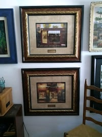 Wine and bread Prints set Sioux Falls, 57106