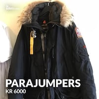Parajumpers til salgs Oslo, 0010