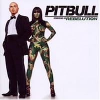 CD: Pitbull: Starring in Rebelution 6546 km