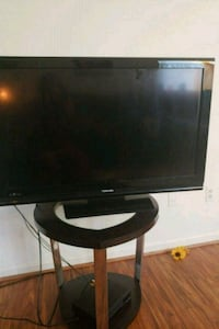 black LG flat screen Television  Alexandria, 22309