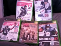 Xbox live games Bakersfield, 93308