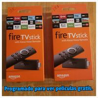 Fire TV Stick with Voice Controller