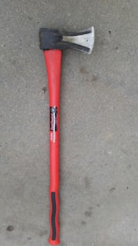 "True temper total control 36"" axe price is firm Colorado Springs, 80917"