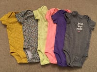 Baby girl 3-6 month sets for spring and summer Phenix City, 36867