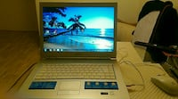 SONY VAIO 15.6 ZOLL WEISS