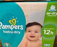 Pampers size 2&3 Vaughan, L4J 8P7