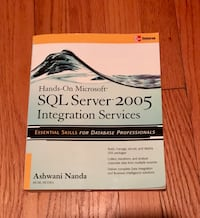 Hands-On Microsoft SQL Server 2005 Integration Services Catonsville, 21228