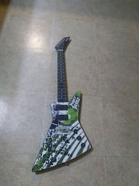 Paper Jamz toy guitar Japanese import