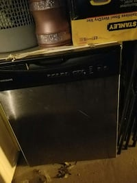 gray and black frigidaire dishwasher Countryside, 60525