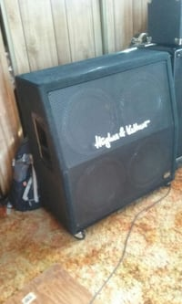 Hughes & Kettner 4×12 cabinet (extremely rare)
