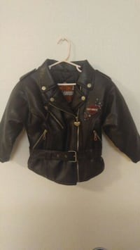 New Harley Davidson womans coat.  Clearwater, 55320