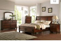Brand new beautiful bedroom set Stockton, 95203