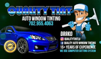 Window tint mobile we came to you