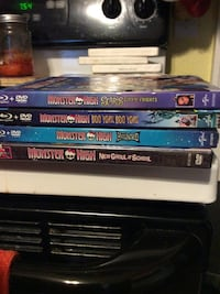 Monster High DVDs Cleveland Heights, 44121