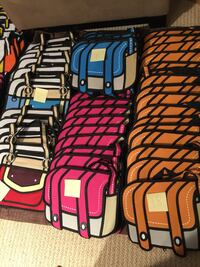 3D bags / great for Holiday season / lot of over 150 pieces Honolulu, 96813