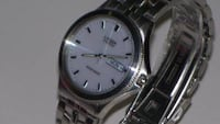 Pre-Owned Japan Citizen Eco-Drive Mens Quartz Watch Toronto
