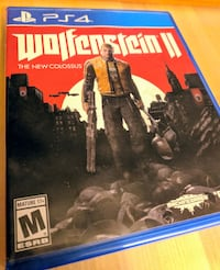 PS4 Wolfenstein II Joint Base Andrews, 20762