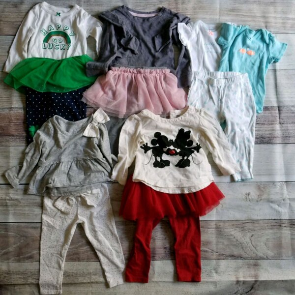 ff5280991 Used Baby Girl 12   12-18 Month Clothing Lot for sale in Santa Clara ...