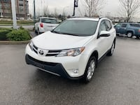 2015 Toyota RAV4 Limited AWD Coquitlam
