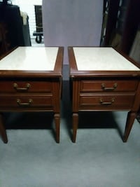 Very nice vintage end table or night stands