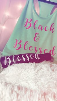 Blessed Bundle - Large shirt & tumbler Cary, 27607