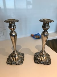 Wallace Silver Candlesticks McLean, 22102