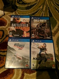 PS4 GAMES  Goshen, 10924