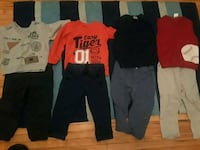 Boys 2t Carter's Gymboree HM mix of clothes Yonkers