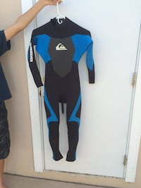 Youth quicksilver wetsuit San Diego, 92123
