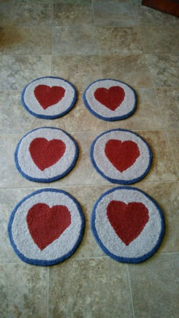 Country chair seat pads........