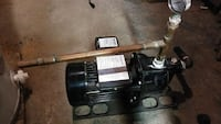 1 hp country line well pump Michigan, 48371