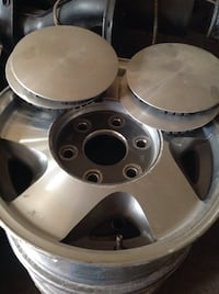 Rims for gmc/chev truck Stony Plain, T7Z 1B1