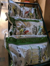 8 bags wagner's wild bird food  Cary, 27519
