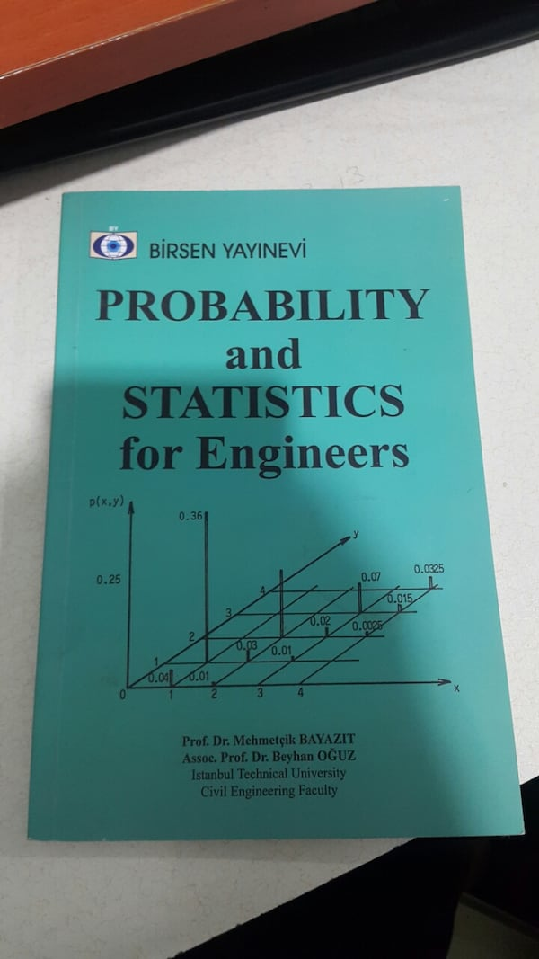 PROBABILITY and STATISTICS for Engineers c568cf5f-8627-4b67-9390-e14fd7ba4697