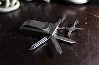 utility folding multi tool with wallet clip Reno