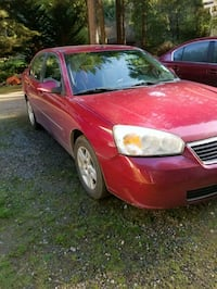 Chevy Malibu Sedan 4D Lt  Port Orchard, 98367