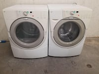 Whirlpool washer and dryer  Garland, 75041
