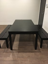 Dinning Table Expandable