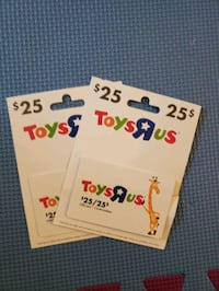 Toys R Us Gift Card Kitchener, N2M 1C6