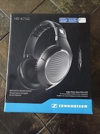 NEW Sennheiser HD  [PHONE NUMBER HIDDEN]  Headset for Android Devices Toronto