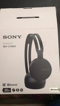 Sony WH-CH400 Minneapolis, 55414