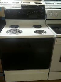 Whirlpool electric coil stove  Woodbridge, 22191