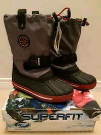 BNIB Boys Superfit Winter / Snowboots Markham, L6C 2E5