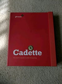 New girl scouts cadette guidebook Montgomery Village, 20886