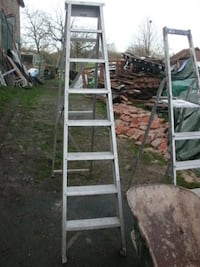 Stepladder / Escabeau France