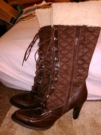 Vintage boots in perfect condition Akron, 44301