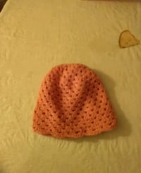 Pink Acrylic crocheted hat Germantown, 20874