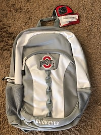 Ohio State ladies back pack BRAND NEW WITH TAGS Fairfield, 45014
