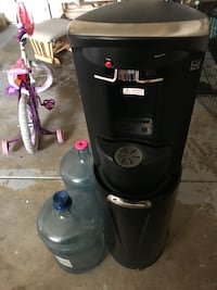 black and gray water dispenser Reno