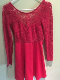 Red lace dress Shippensburg, 17257